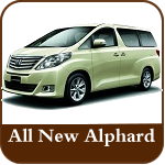 Rental Mobil Jogja All New Alphard