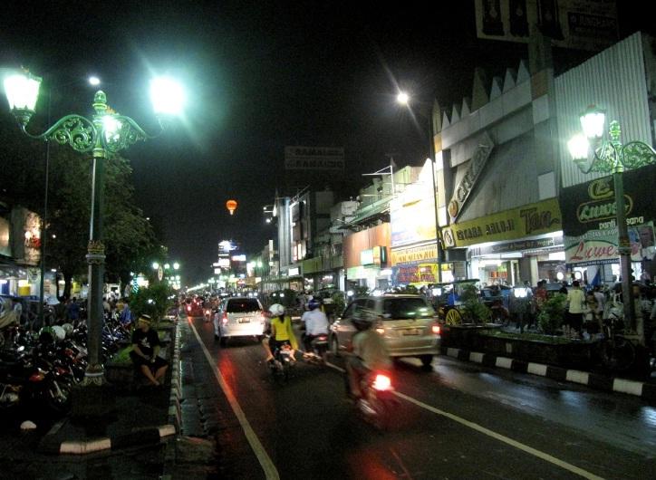 Jalan Malioboro, Romantisme Yogyakarta Seakan Berpusat Disini