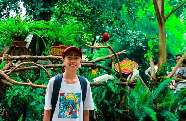 Kebun Binatang Gembira Loka, Keluarga Ceria Bersama Flora & Fauna