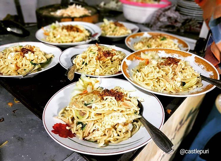 Bakmi Kadin Yogyakarta, Salah Satu Legenda Kuliner Jogja