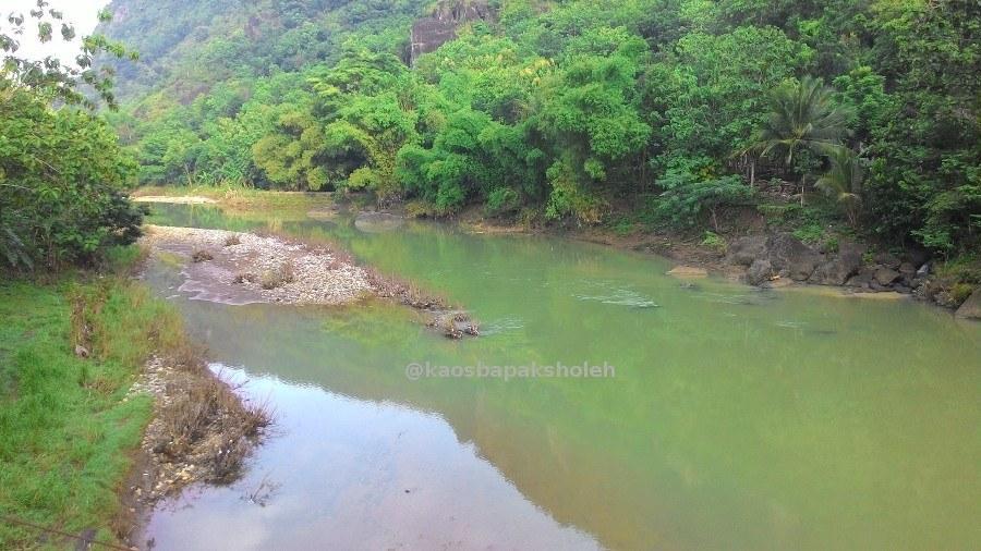 Sungai di jembatan kuning ftv selopamioro