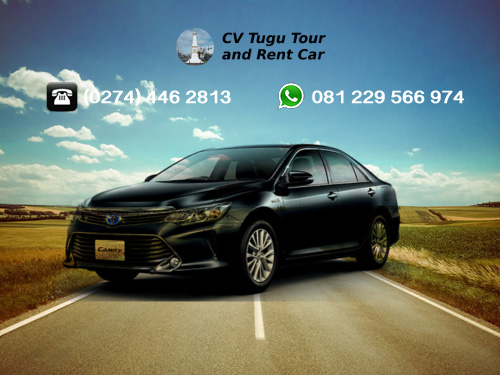 Rental Mobil Jogja 2018 Terbaru CV Tugu Tour & Rent Car - Toyota New Camry