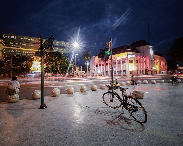 Pengaruh Tempat Hiburan Malam Bagi Citra Yogyakarta