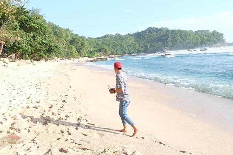 Wisata Jogja Pantai Wedi Ombo Dengan Aktivitas Yang Beragam