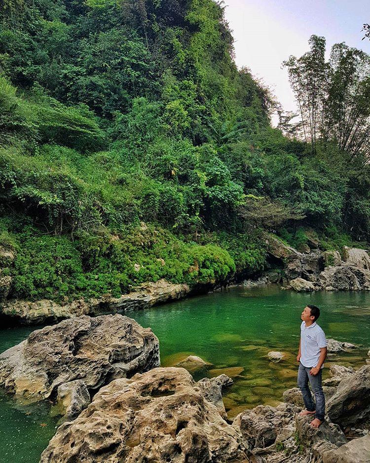 Air Terjun Sri Gethuk, Destinasi Wisata Favorit Gunung Kidul
