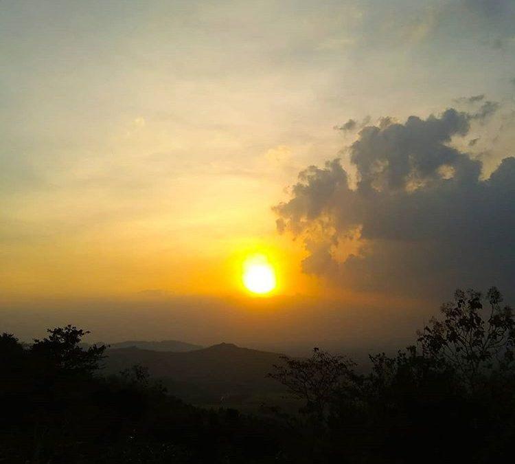 Perlu Dikunjungi, Melihat Keindahan Sunset di Green Village Gedangsari