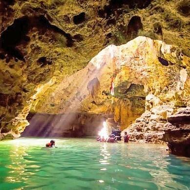 Perlu Dikunjungi, Tempat Cavetubing di Goa Pindul, Gunung Kidul