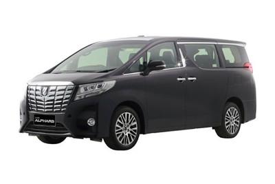 Persewaan Toyota Alhpard Yogyakarta 2018