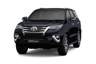 Rental Toyota Fortuner Mewah 2018