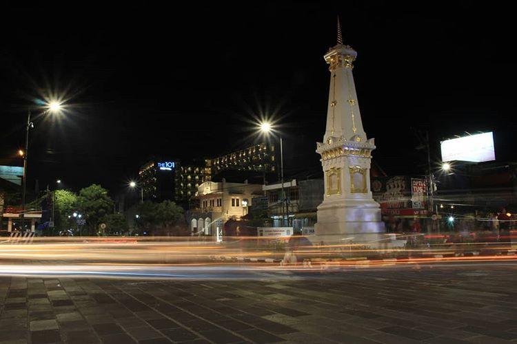 Foto Tugu Yogyakarta, sumber ig @foto_ronsen