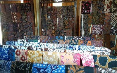 Tempat Berburu Batik Yang Populer di Jogjakarta