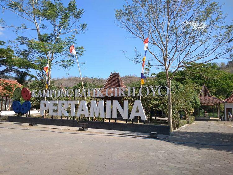 Kampung Batik Giriloyo, sumber ig memei_capture