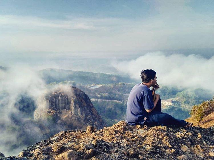 Bukit Api Purba Nglanggeran Jogja, Obyek Wisata Yang Semakin Diminati